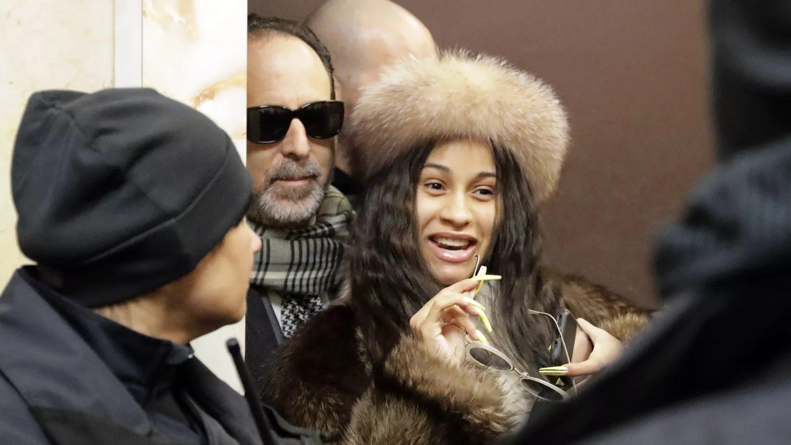 Grammy 2019 Ganhadores: Cardi B Comparece A Tribunal Por Briga Em Clube De Strip