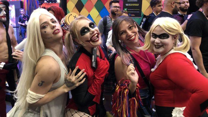 Larissa Corregio, Stella Artuza e Jana Romaniw 7. Mariana Bof — Foto: Thais Matos / G1
