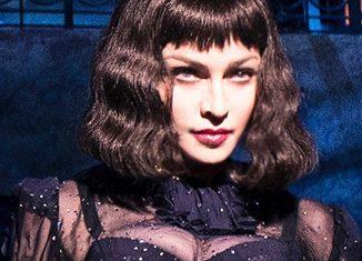 """Madonna estreia turnê de """"Madame X"""" — Foto: Reprodução/Instagram"""