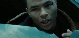 Gregory Tyree Boyce em cena de 'Crepúsculo' — Foto: Reprodução