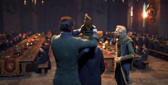 'Hogwarts Legacy' — Foto: Reprodução